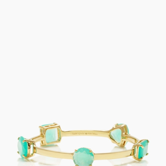 kate spade Jewelry - *GIFTED* Kate Spade | Vegas Jewels Bangle